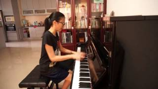 Jarrod Radnich Pirates Piano Contest Group 3 by Mex Xuan of UCSI University