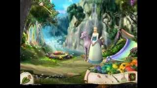 Barbie / Барби Лебединое озеро ( 10 уровень ) Одетта возвращает волшебство