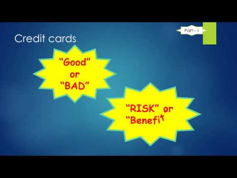 What is Credit card - How to get Right credit card : in Tamil.