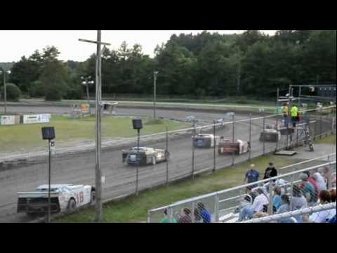 canaan dirt speedway late model 07-06-2012