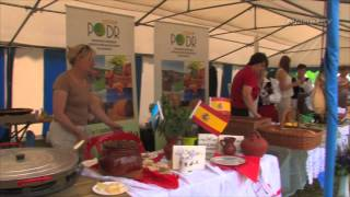 Targi rolne w Lubaniu 2014