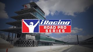 iRacing Road Pro Series | Round 9 at Indianapolis