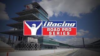 iRacing Road Pro Series | Round 9 at Indianapolis