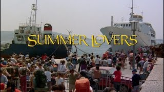 Download Michael Sembello -  Summer Lovers (1982) [HD 1080p] Mp3
