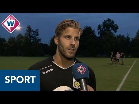 FC Lisse voelt niet als een stap terug voor profkeeper Cummins - OMROEP WEST SPORT