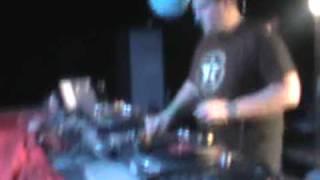 Omega Drive - Live @ Boogaloo with Mario De Bellis 18.6.2010 Pt.1