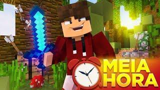 ACONTECEU ALGO INESPERADO! - Minecraft