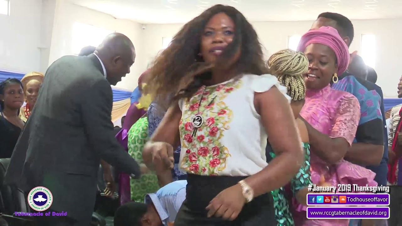 Download Thanksgiving Dance - 6th January 2019