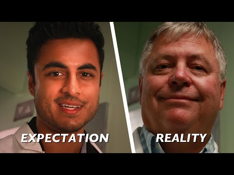 Visiting The Hospital: Expectations Vs. Reality