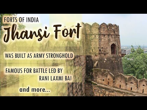 Forts Of India - Jhansi - Ep # 18