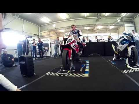 Troy Corser explains: Body position and riding techniques