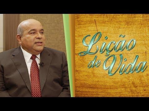 LIÇÃO DE VIDA | PR AÍLTON JOSÉ ALVES | PRESIDENTE DA IEADPE
