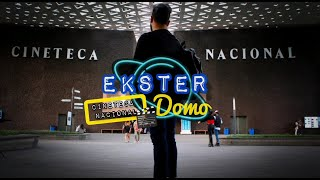 """""""Cineteca Nacional""""——grava Kinejo el Meksikurbo"""