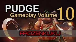 Pudge | DOTA 2 Gameplay Volume 10