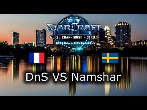 DnS VS Namshar - EU Open Qualifiers for Challenger WCS Austin 2018 - polski komentarz