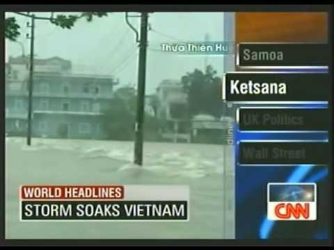 Earthqueake and Tsunami strikes near Samoan Islands 29/09/2009