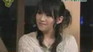 Perfume 「subaseka talk」 in sapporo 2/3.