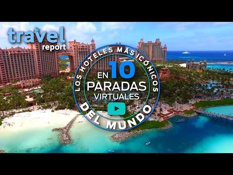 Los hoteles más icónicos del mundo en 10 paradas virtuales