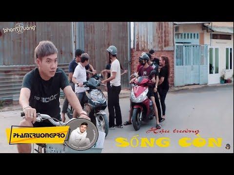 Hài Tết 2018 | Hậu Trường Phim Ca Nhạc SỐNG CÒN - Phạm Trưởng, Tuấn Dũng