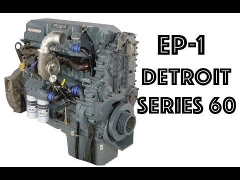 Detroit series 60 - Calibracion de valvulas & injectores
