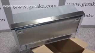 вытяжка Teka CNL1 9000 обзор