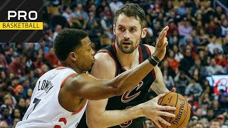 Cleveland Cavaliers vs Toronto Raptors | Dec. 31, 2019 | 2019-20 NBA Season | Обзор матча