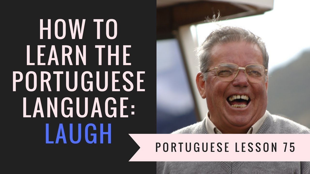How to learn to laugh