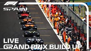F1 LIVE: 2020 Spanish Grand Prix Build-Up