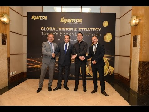ILGAMOS - Global vision & strategy 2016 - full