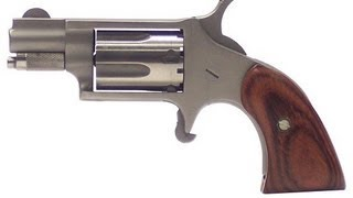 Quick talk of North American Arms 22 lr revolver