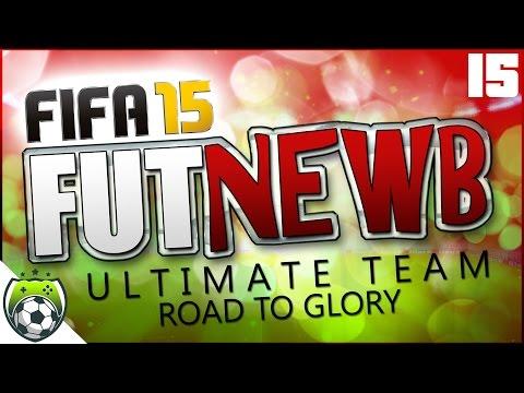 FIFA 15 // FUTNewb // Back Down to Earth!! // 15 // [RtG]