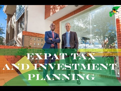 Expat Tax And Investment Planning – Ecuador Insider Podcast #31