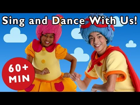 Sing and Dance With Us | Nursery Rhymes from Mother Goose Cl