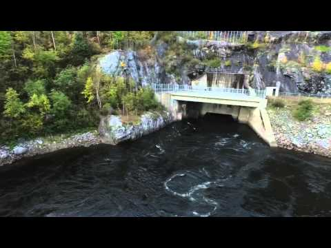 Churchill Falls Tailrace