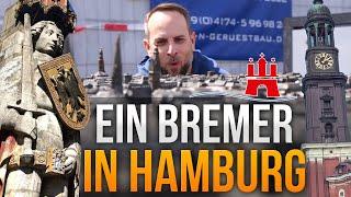 Ein Bremer in Hamburg #1: Büro, Tesla und Stadtroller