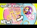 NEW LITTLEST PET SHOP SPECIAL EDITION MEGA PACK!