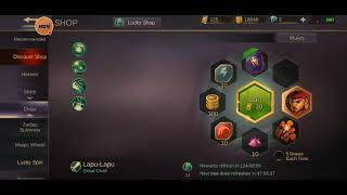 How to get Lapu-Lapu In lucky Spin