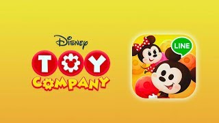 LINE DISENY TOY COMPANY (by LINE Corporation) - android gameplay, mobi