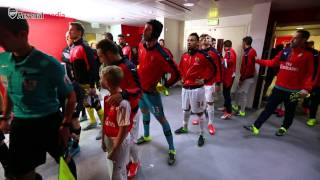 Arsenal v Liverpool | TunnelVision