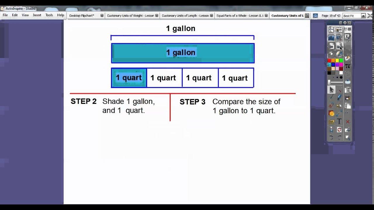 Liquid Volume Units - Boxfirepress