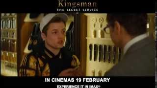 Kingsman: The Secret Service - Int'l Agency 30s TV Spot