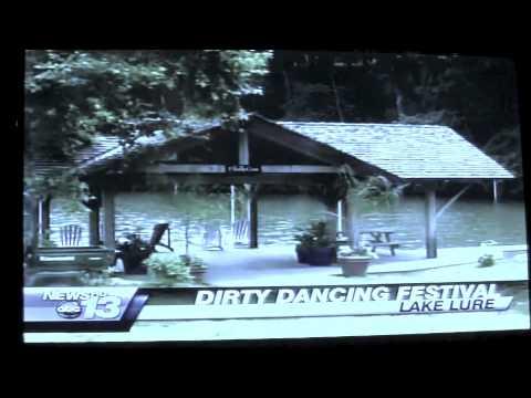 Dirty Dancing Festival - WLOS Channel 13 06-09-10