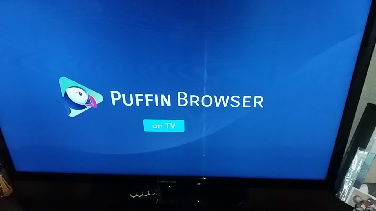 Puffin TV browser not opening on Xiaomi Mibox S ?