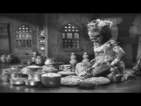 Maya Bazar 1957 Movie  Vivaha Bhojanambu  Song  NTR,ANR,SVR,Savitri