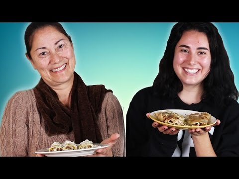 Thumbnail: Mom Vs. Daughter: Who Can Make The Best Enchiladas?