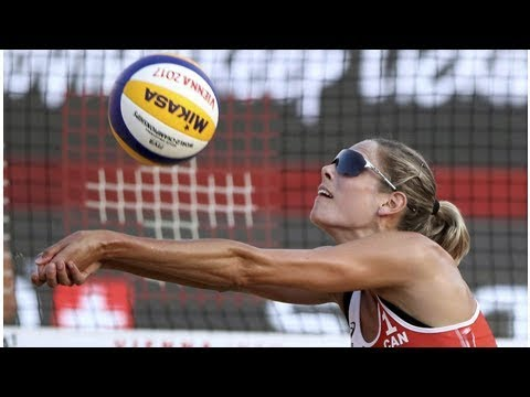 Canadian women set sights on volleyball gold at Commonwealth Games