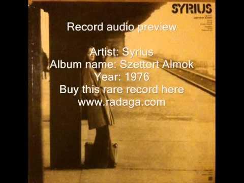 radaga.com euro funk - Syrius -- Szettort Almok (1976)
