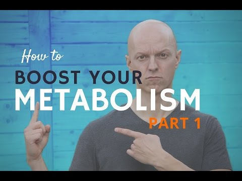 How to Boost Your Metabolism - 4 Lies to Avoid (Advanced Training - Part 1)