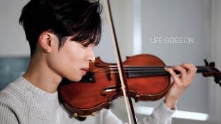 Life Goes On - BTS (방탄소년단) - violin cover by Daniel Jang