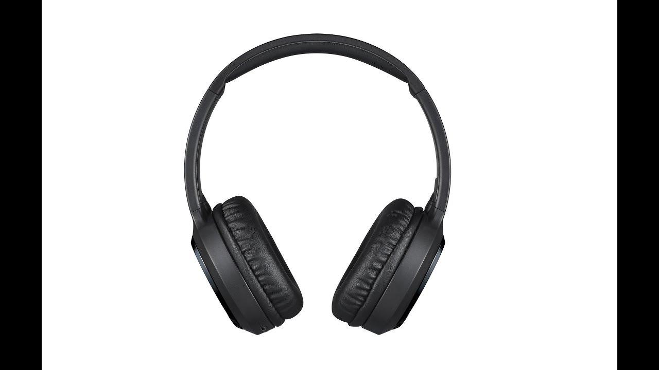 JVC HA S60BT B E Wireless Bluetooth Headphones Black Test